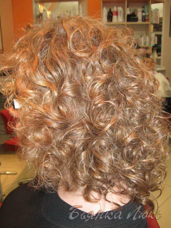 Укладка волос воронеже