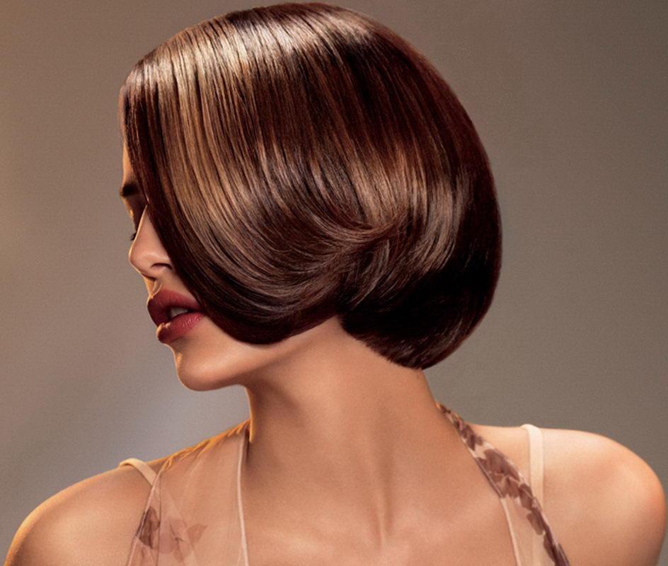 модные прически и покраска волос 2009г